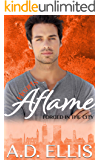 Hearts Aflame: A steamy, friends-to-lovers, opposites-attract, M/M romance (Forged in the City Book 3)
