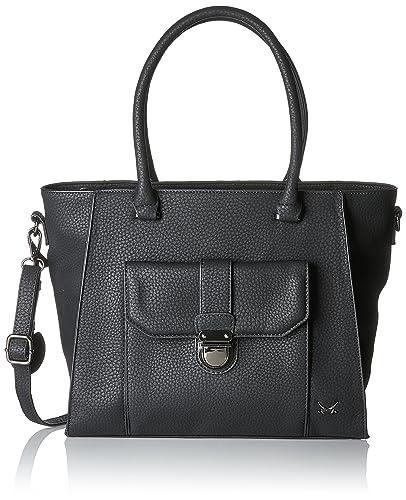 Damen Shopper Bag Henkeltasche Sansibar cSKguqlnF
