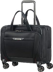 Samsonite Men's Carry-On Luggage, Black, 44cm=17.32''