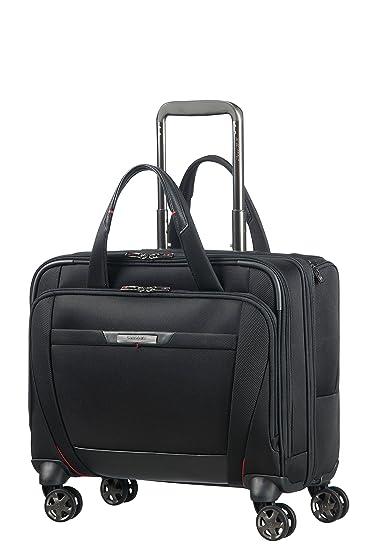 663b07b52 Amazon.com | SAMSONITE PRO-DLX 5 - Spinner Tote for 15.6'' Laptop 3.3 KG  Travel Tote, 44 cm, 22 liters, Black | Travel Totes