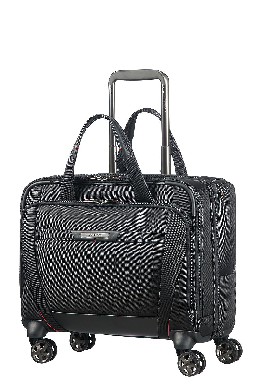 [サムソナイト] スーツケース プロデラックス5 スピナー トート 15.6'' 機内持ち込み可 保証付 22L 39 cm 3.3kg B07DLX9XF7 ブラック