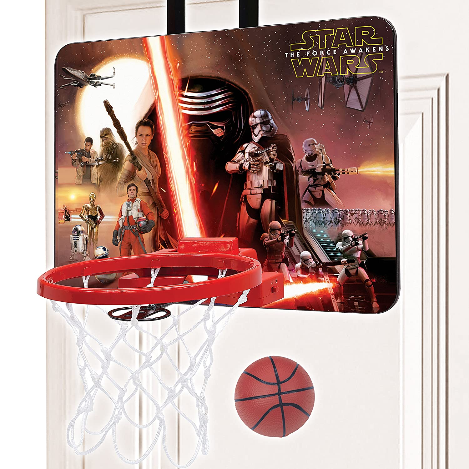 The Force Awakens Hangin' Hoops Game Moose Mountain - Domestic 8587