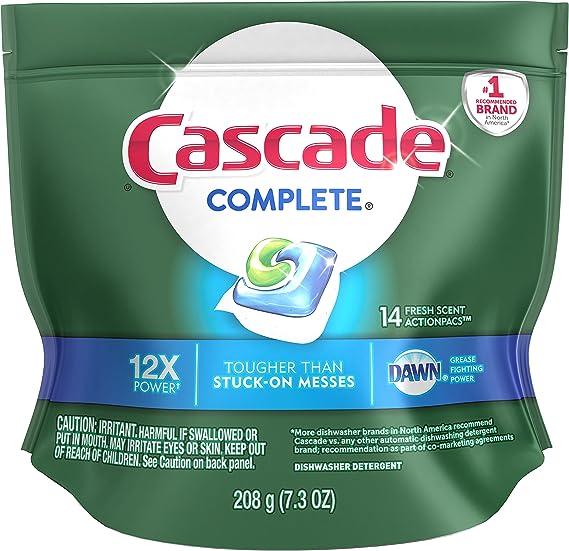 Cascade Completo detergente para lavavajillas All-in-1 de ...
