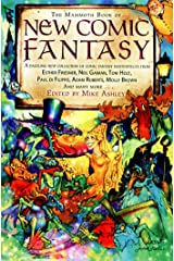 The Mammoth Book of New Comic Fantasy Kindle Edition