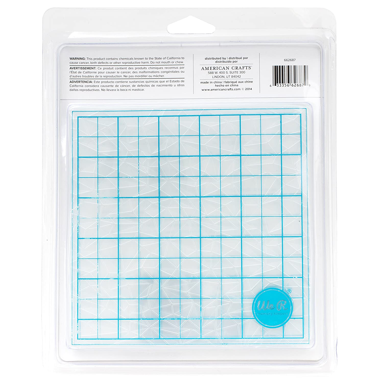 Gemstone We R Memory Keepers Next Level Embossing Folder