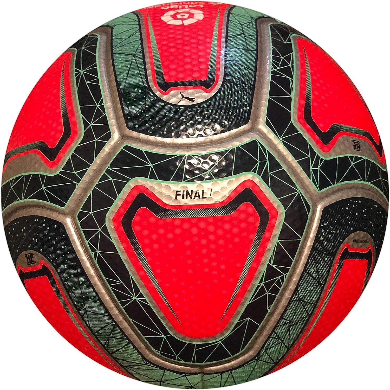 PUMA La Liga FIFA Quality PRO Pink Alert/Yellow/Green: Amazon.es ...