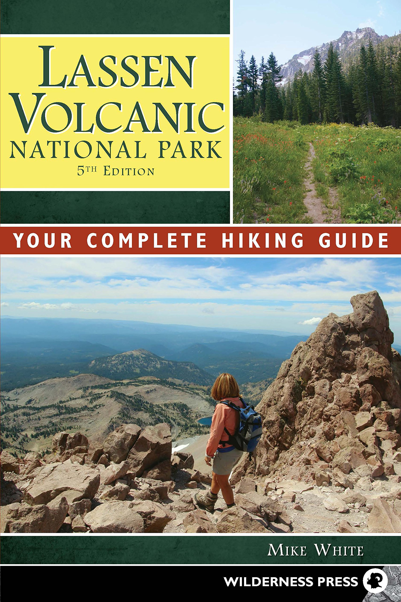 Download Lassen Volcanic National Park: A Complete Hiker's Guide PDF