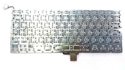 Amazon.com: Ittecc Keyboard Spanish ESPAÑOL Spanish Teclado Replacment Fit for MacBook Pro Unibody 13: Computers & Accessories