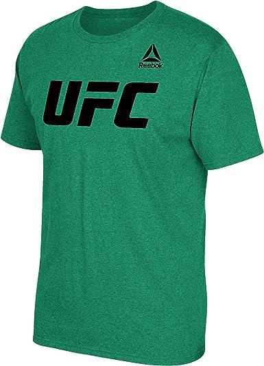 UFC Mens Short Sleeve Crew Neck