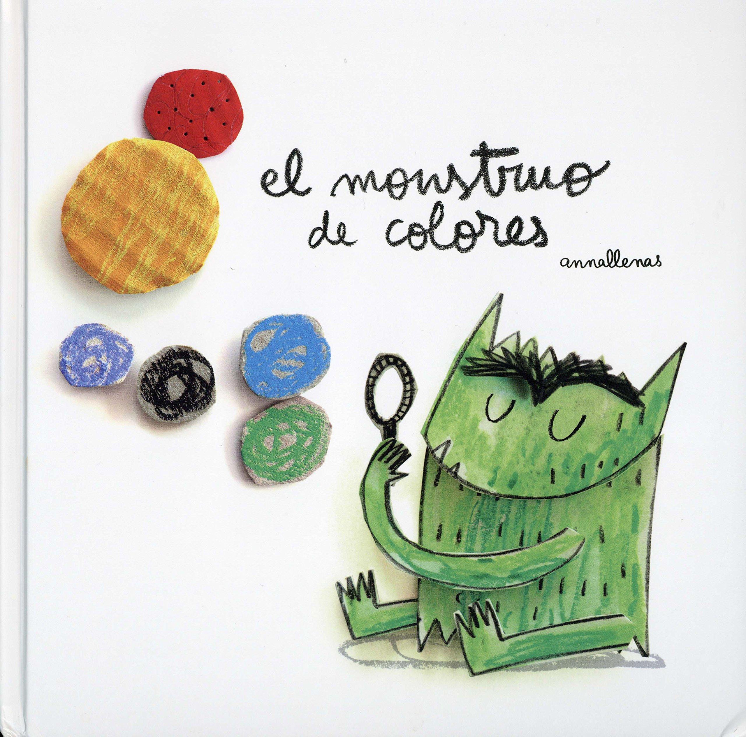 El Monstruo de Colores: Amazon.es: Anna Llenas Serra: Libros