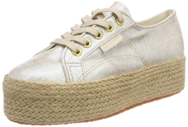 Unisex Adults 2790 Linrbrropew Low-Top Sneakers Superga 5XSrr4kK