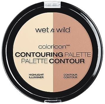 Amazon.com : wet n wild Megaglo Contouring Palette, Dulce De Leche, 0.44 Ounce (Pack of 3) : Beauty