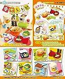ぷちサンプル幸せレシピ 8個入り BOX (食玩)
