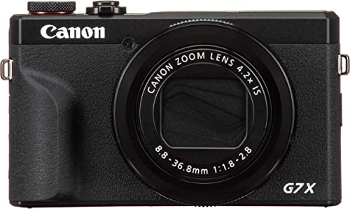 Canon PowerShot G7 X Mark III Digital Camera