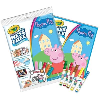 CRAYOLA - Paquete Especial de Colores de Peppa Pig: Juguetes y juegos