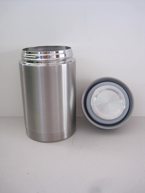 Vacuum-Insulated Stainless steel Food Jar