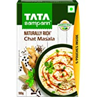 Tata Sampann Chat Masala, 100 gm