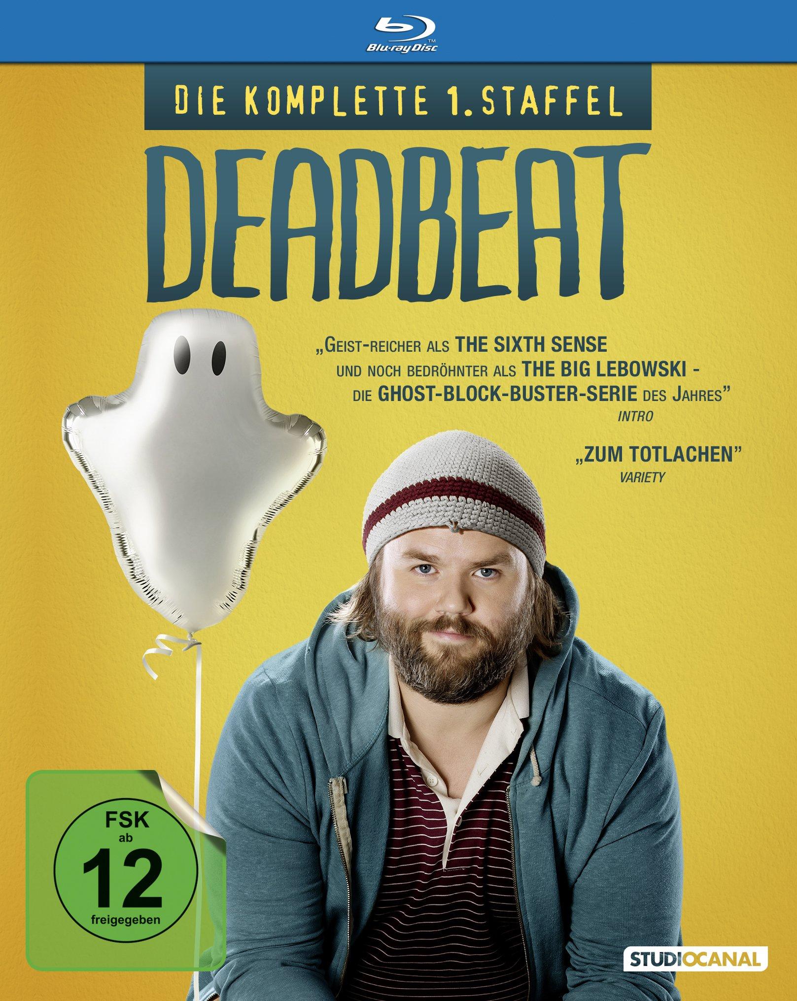 Deadbeat S01 720p BluRay x264 – REWARD
