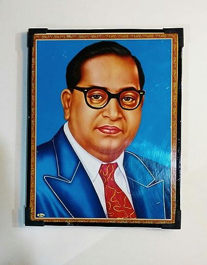 Buy Rag Dr. Bhim Rao Ambedkar Rav 9 X 11Inch Chemical Lamination ...
