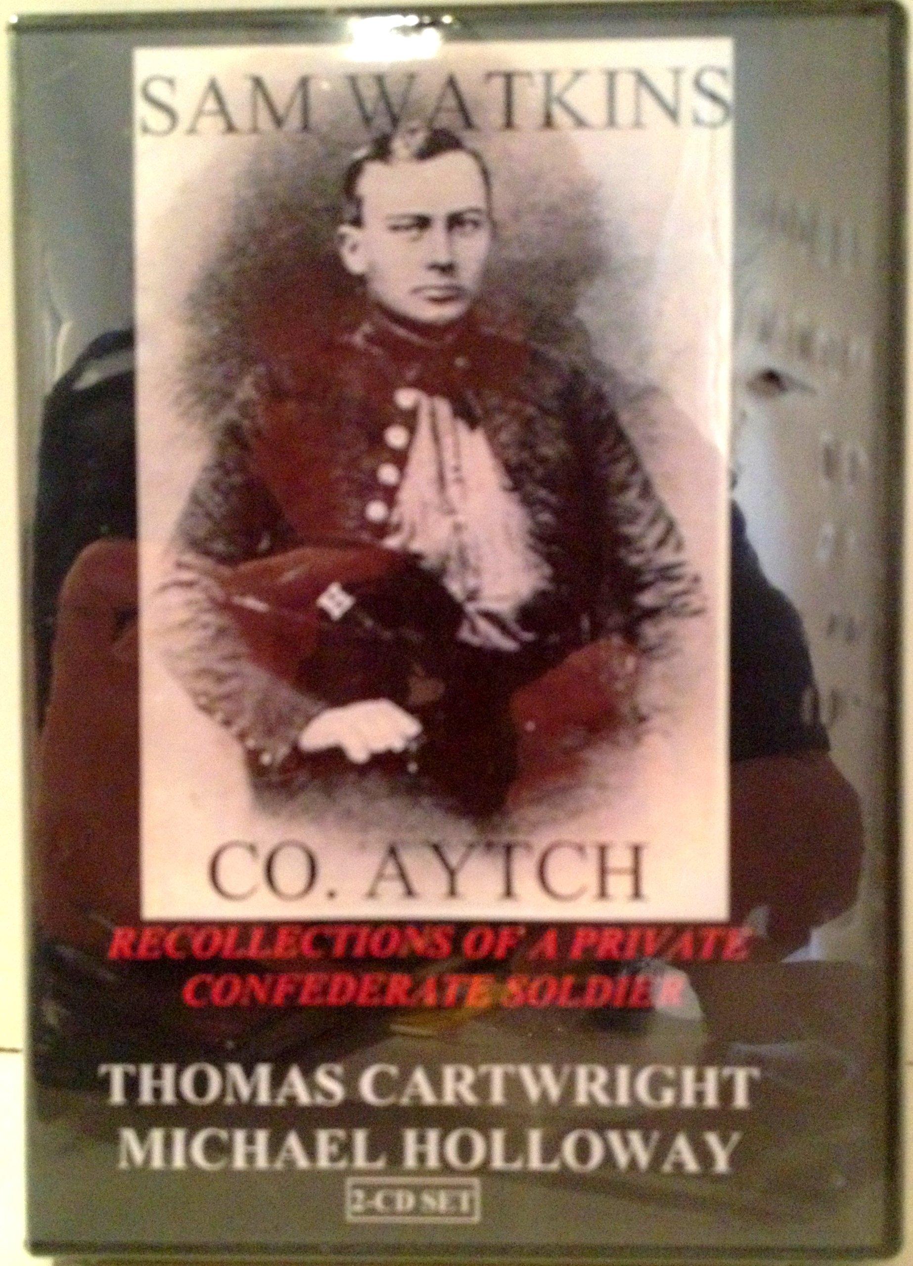 sam watkins company aytch