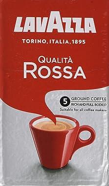 Lavazza Qualità Rossa Ground Coffee Espresso