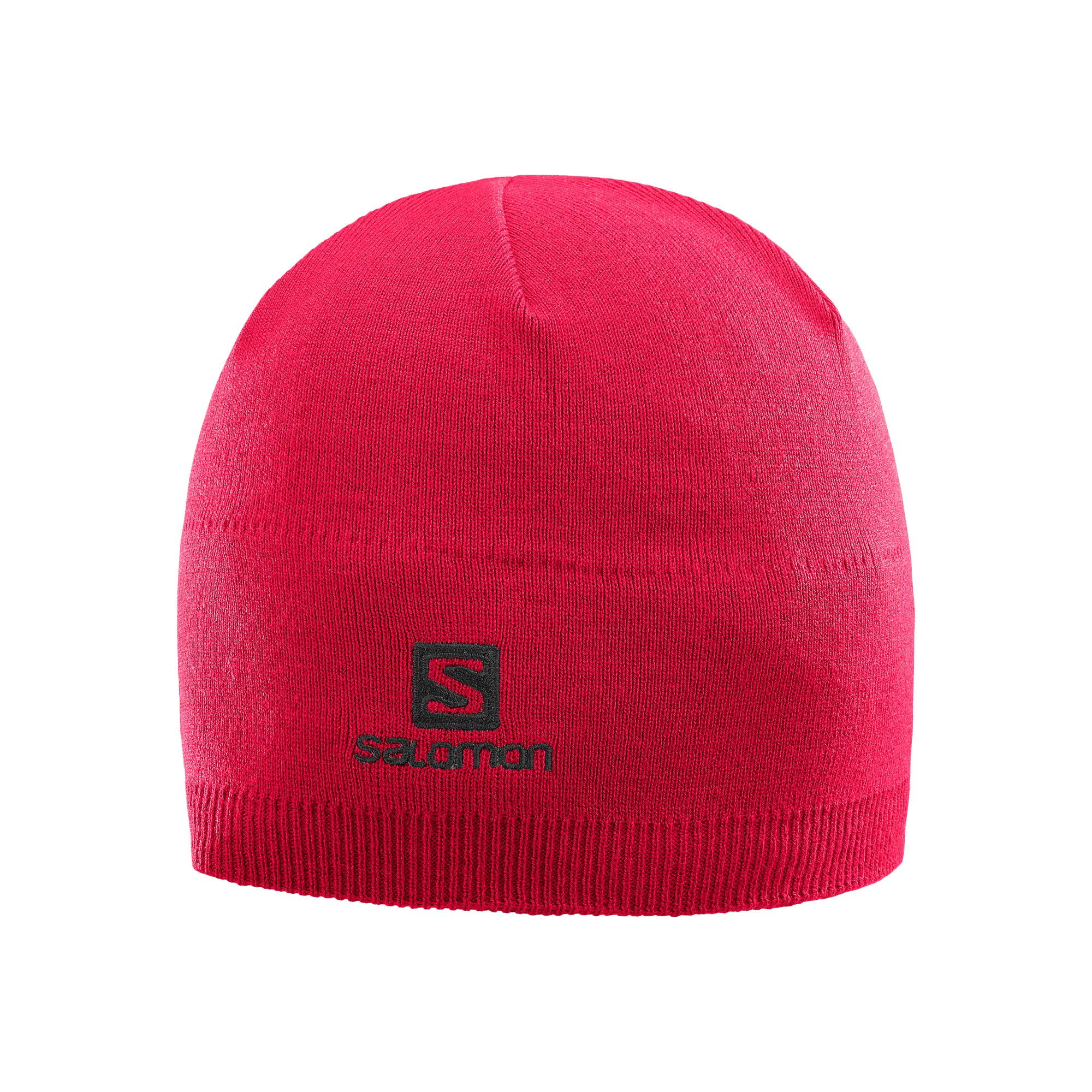 a347d62f7f75 Salomon Unisex Winter Beanie Barbados Cherry One Size . 889645428147 ...