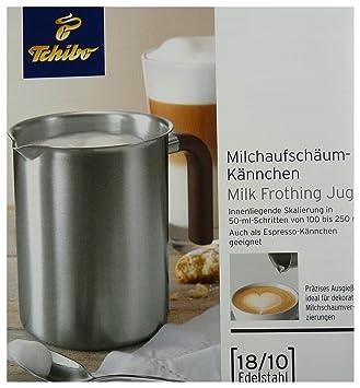 b49b4d69c2 TCM Tchibo Milchaufschäumkännchen Milchaufschäumer Kännchen Kanne Edelstahl