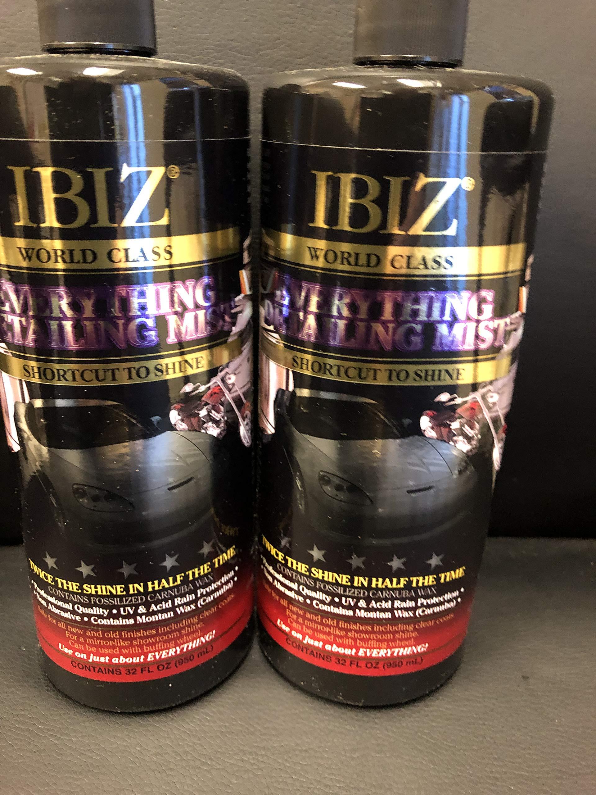 IBIZ Everything Detailing Mist (2) Bottles