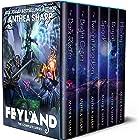 Feyland: The Complete Series: A Portal Fantasy/GameLit Adventure (Anthea Sharp Bundles Book 2)