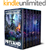 Feyland: The Complete Series: A Fantasy/GameLit Adventure