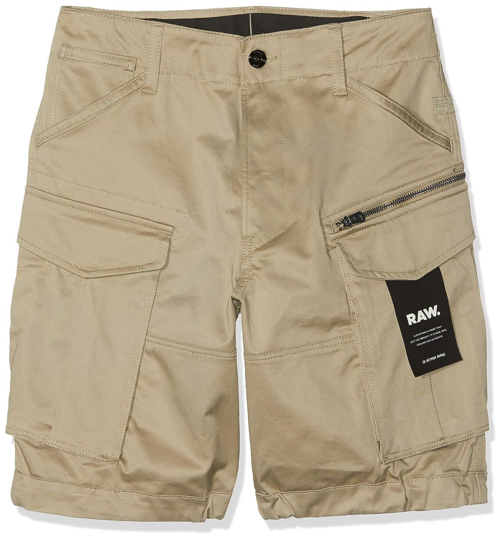 TALLA Talla del fabricante: 38. G-STAR RAW Rovic Zip Loose 1/2 Pantalones Cortos para Hombre