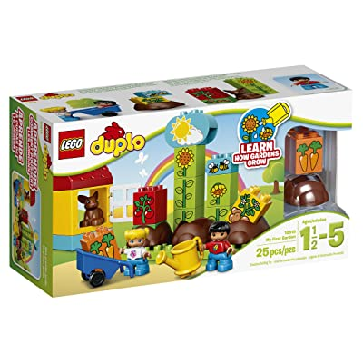 LEGO DUPLO My First Garden 10819: Toys & Games