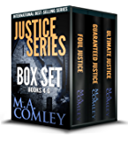 Justice Series Box Set Books 4 - 6