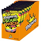 Maynards Sour Patch Kids Sour Cherry Blasters, 185g, 9 Count