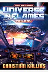 The Second Universe in Flames Trilogy (Books 4 to 6): The Beginning of the End, Rise of the Ultra Fury & Shadows of Olympus (UiF Space Opera Book 2) Kindle Edition