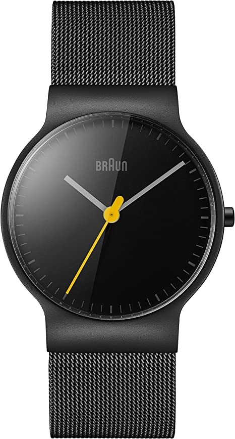 Braun Reloj de Pulsera BN0211BKMHL