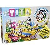 Hasbro 04000456 Il Gioco della Vita Gioco da Tavolo, Edizione Classica