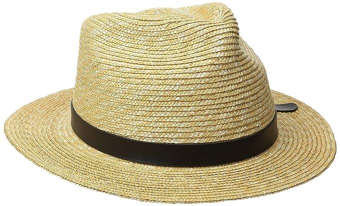 1da6cb44 Goorin Bros. Women's Gracie Wide Brim Wheat Straw Hat, Natural Small ...