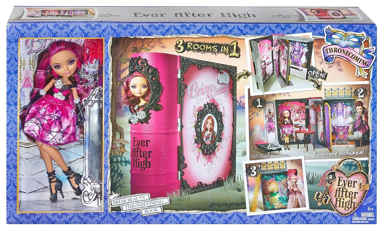Amazon.es: Desconocido Ever After High - Accesorio para casas de muñecas (BJH55): Juguetes y juegos