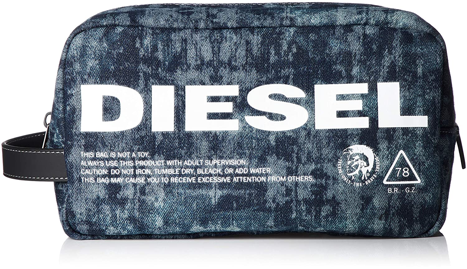 Diesel X06002 P2008 POUCHH MONEDEROS Unisex nd UNI: Amazon ...