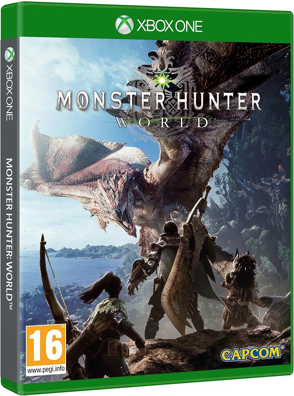Monster Hunter World - Xbox One [Importación inglesa]: Amazon.es: Videojuegos