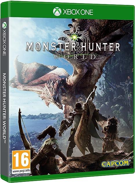 Monster Hunter World - Xbox One [Importación inglesa]: Amazon.es ...