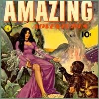 Amazing Adventures Vol. 01