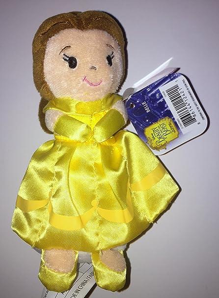 Amazon.com: Belle la bella y la bestia Princesas Disney 6 ...