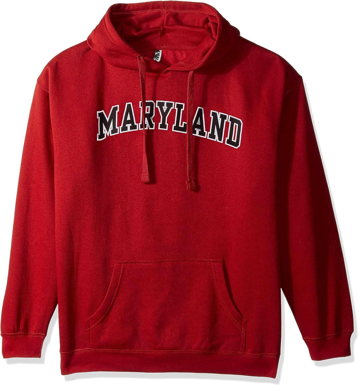Ouray Sportswear NCAA mens Benchmark Colorblock Pullover Hood