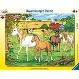 Ravensburger 06646 - Pferde auf der Koppel