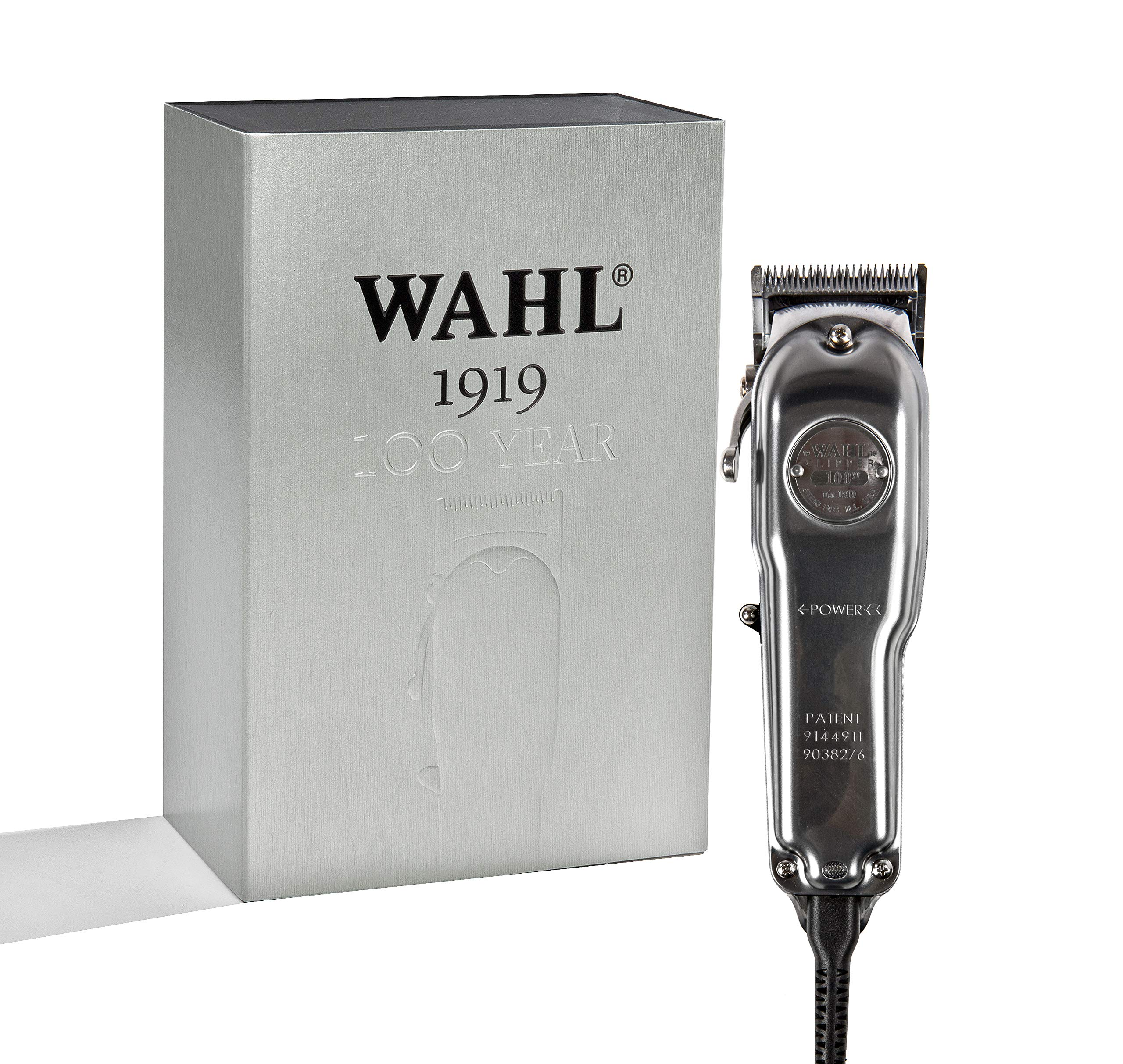 Wahl Professional Limited Edition 100 Year Clipper #81919 - Great for Professional Stylists & Barbers - 100 Years of Tradition - 91N7K1xg8yL - Wahl Professional Limited Edition 100 Year Clipper #81919 – Great for Professional Stylists & Barbers – 100 Years of Tradition