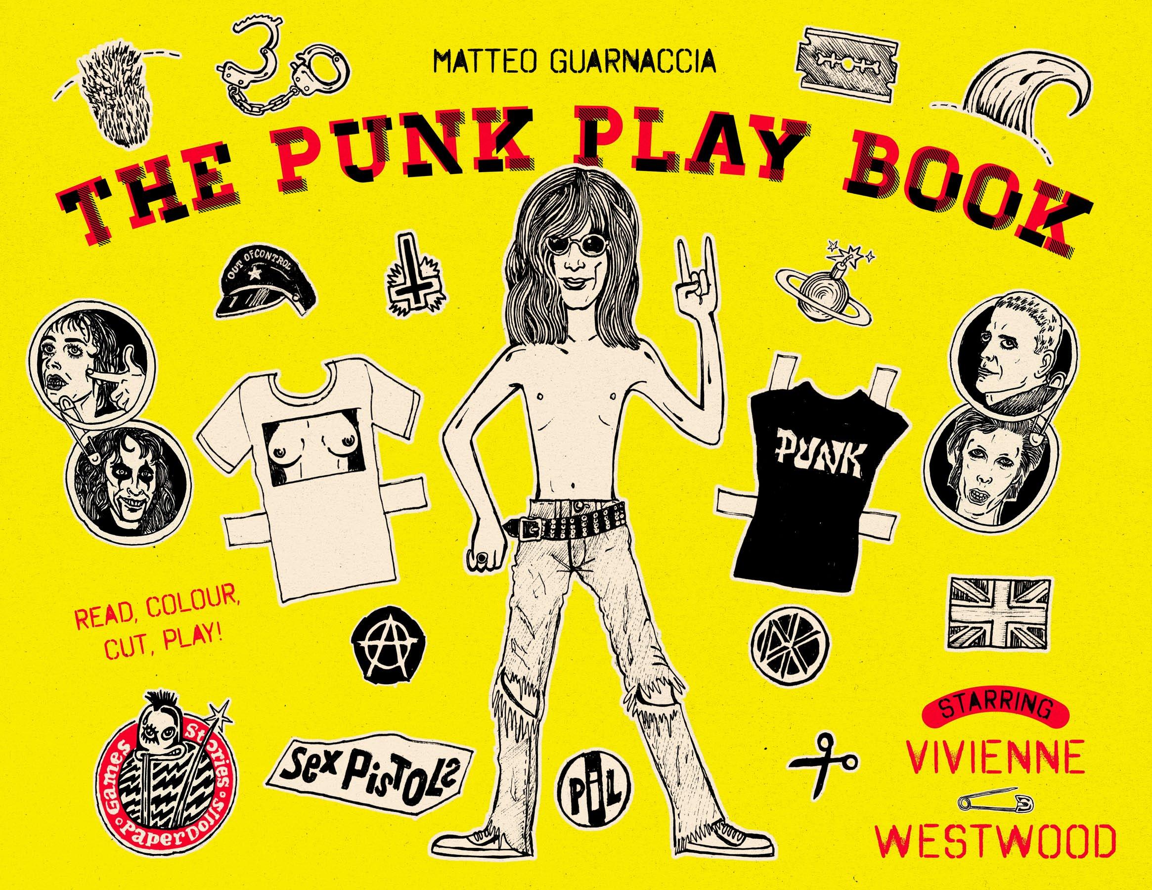 Download Punk Play Book: Starring Vivienne Westwood pdf