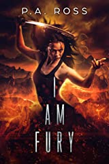 I Am Fury Kindle Edition