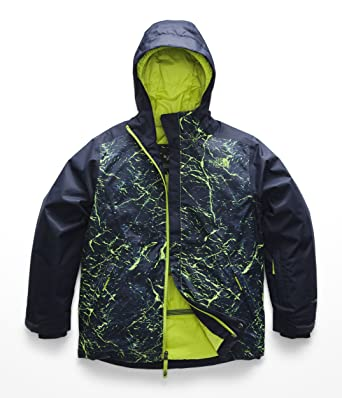 7f949ace4d Amazon.com  The North Face Boy s Brayden Insulated Jacket  Clothing